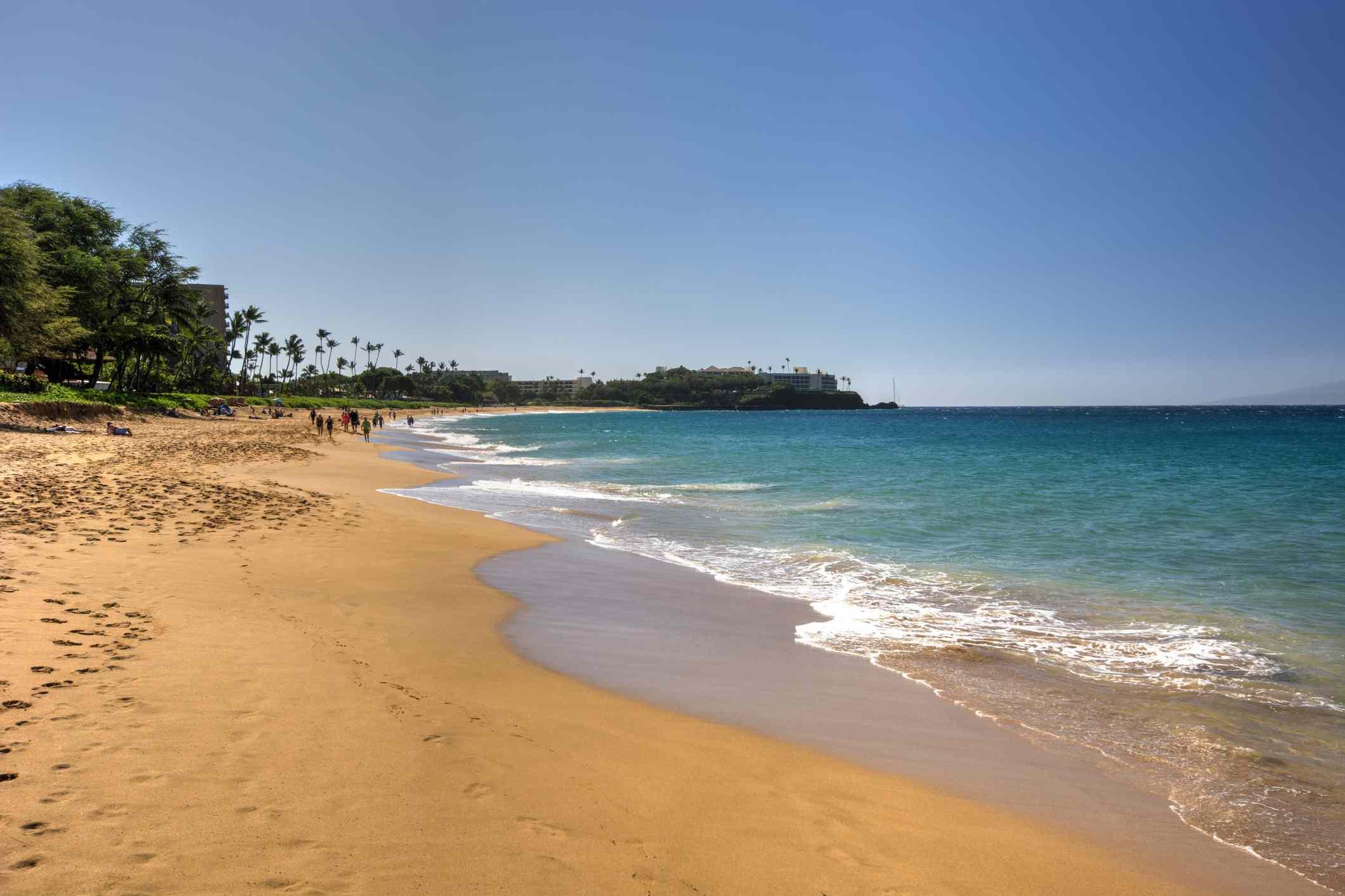 Kahekili Beach Park, Maui