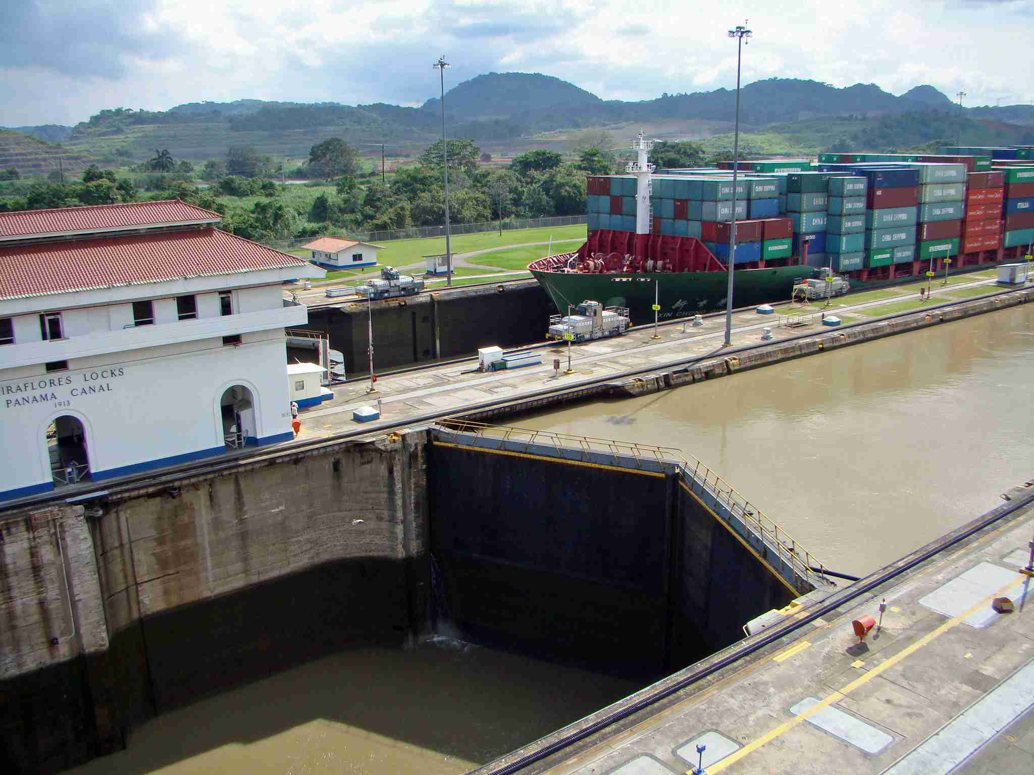 The Panama Canal was among the greatest engineering achievements of its time.