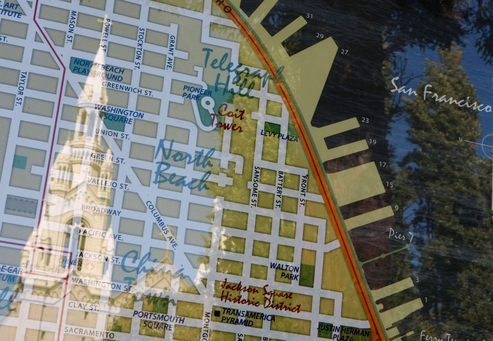 San Francisco S North Beach Named One Of Great Neighborhoods U
