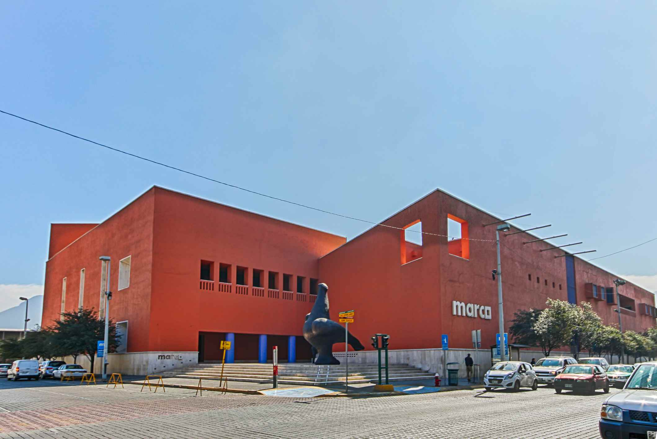 Museum of Contemporary Art in Monterrey, Mexico