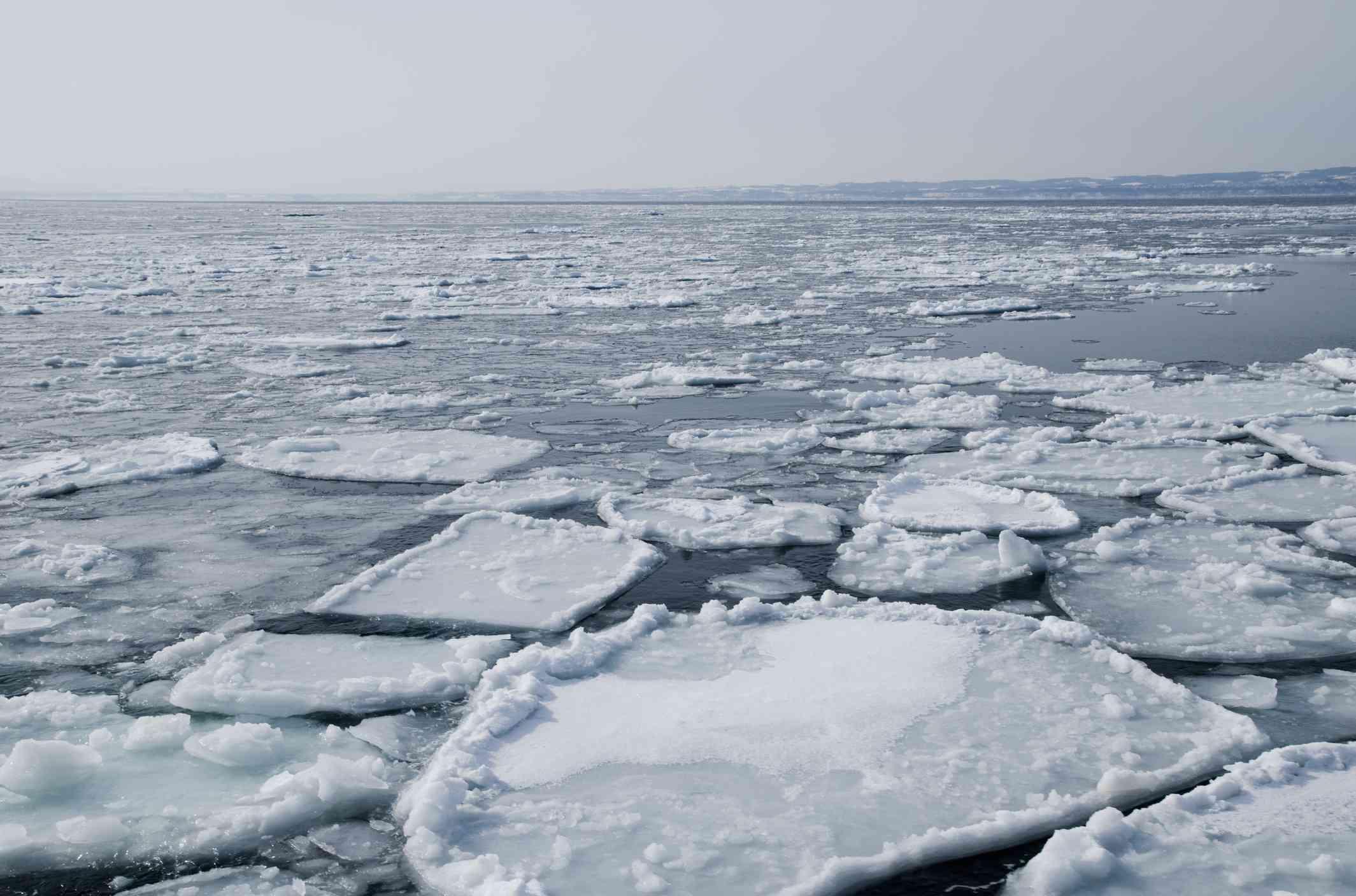 drift ice hokkaido