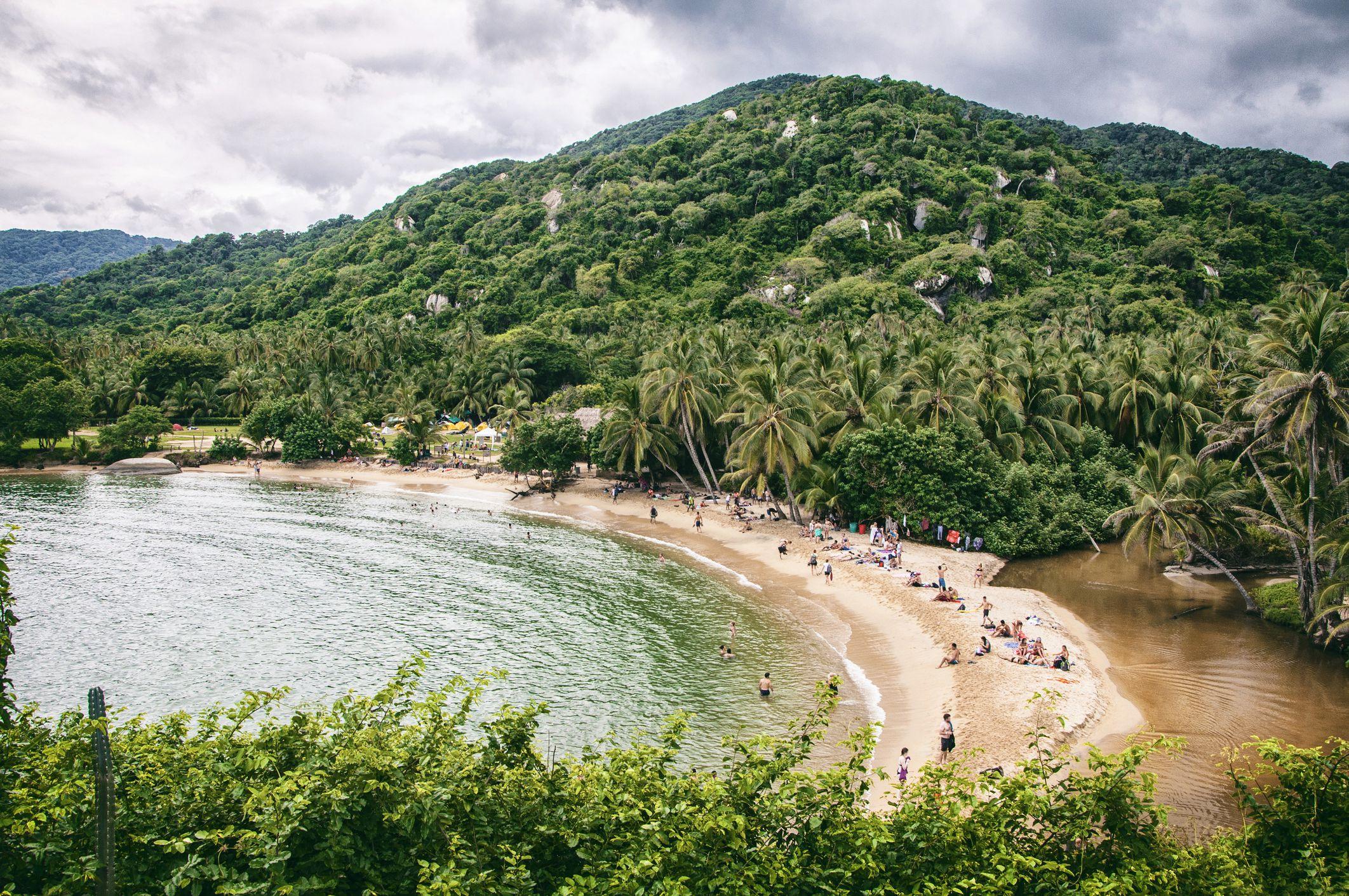 Parque Nacionale Tayrona