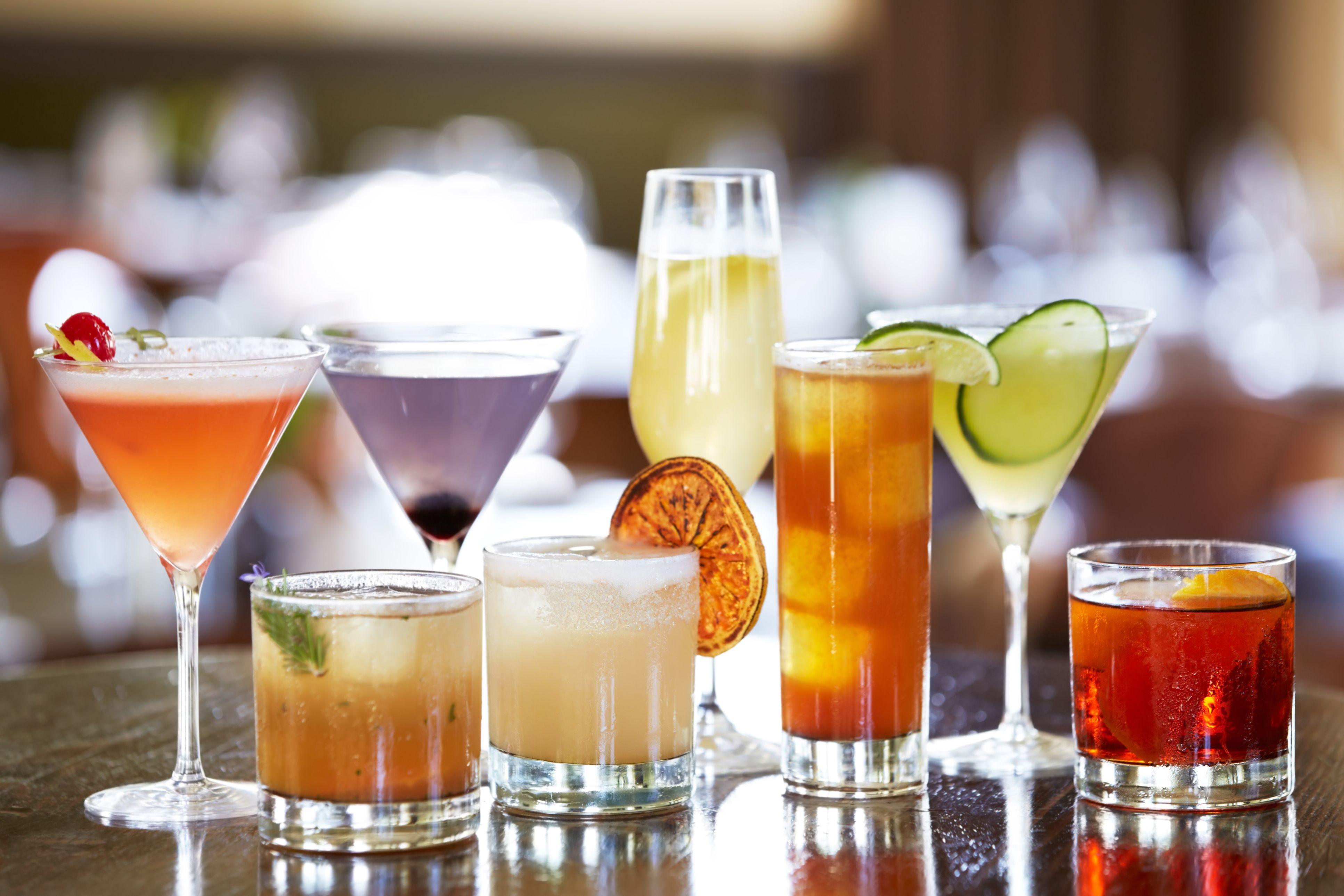 DC Cocktail Week (November 2018 Food & Drink Specials)
