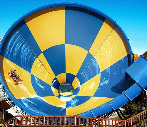 Hurricane Harbor at Six Flags America