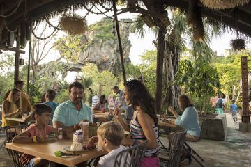 Satu'li Canteen restaurant at Pandora – The World of Avatar at Disney World