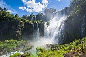 Foz de Iguazu (Iguacu Falls), Iguazu National Park