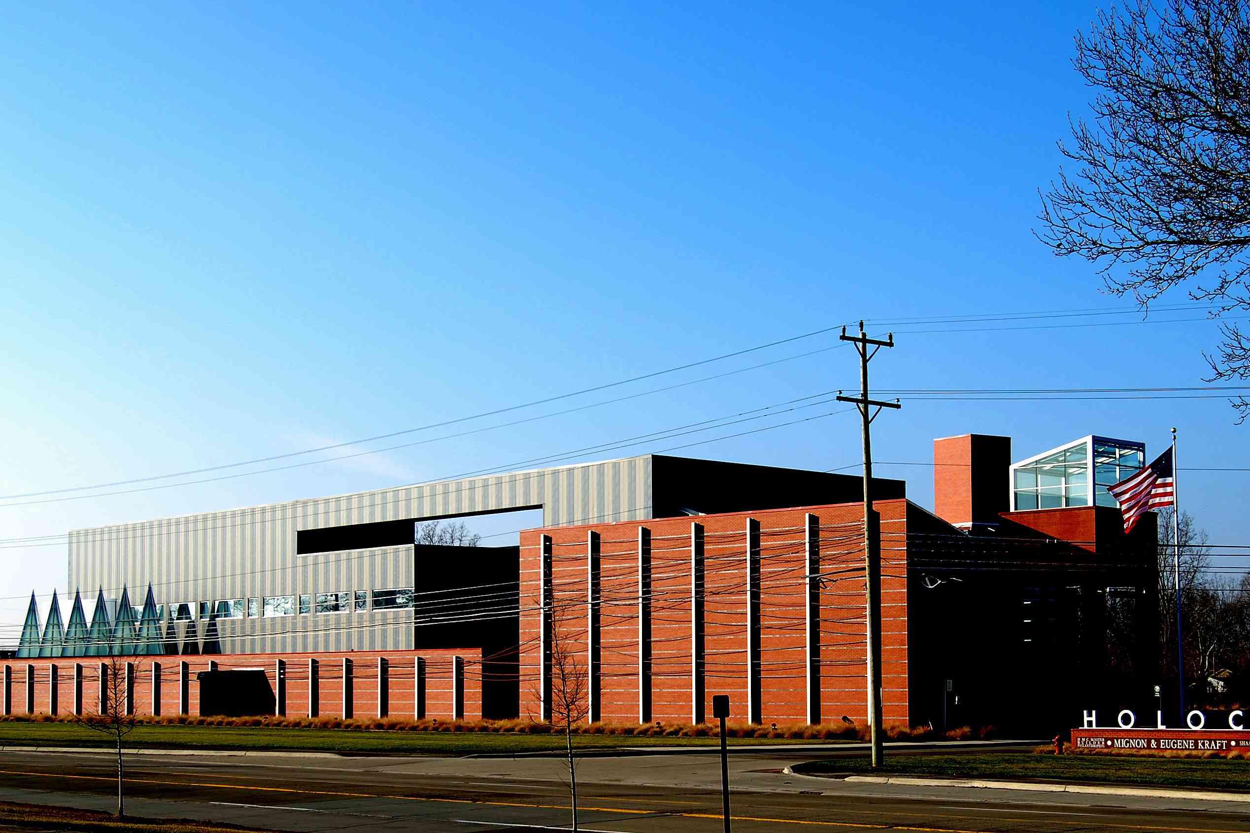 Holocaust Memorial Center in Farmington michigan
