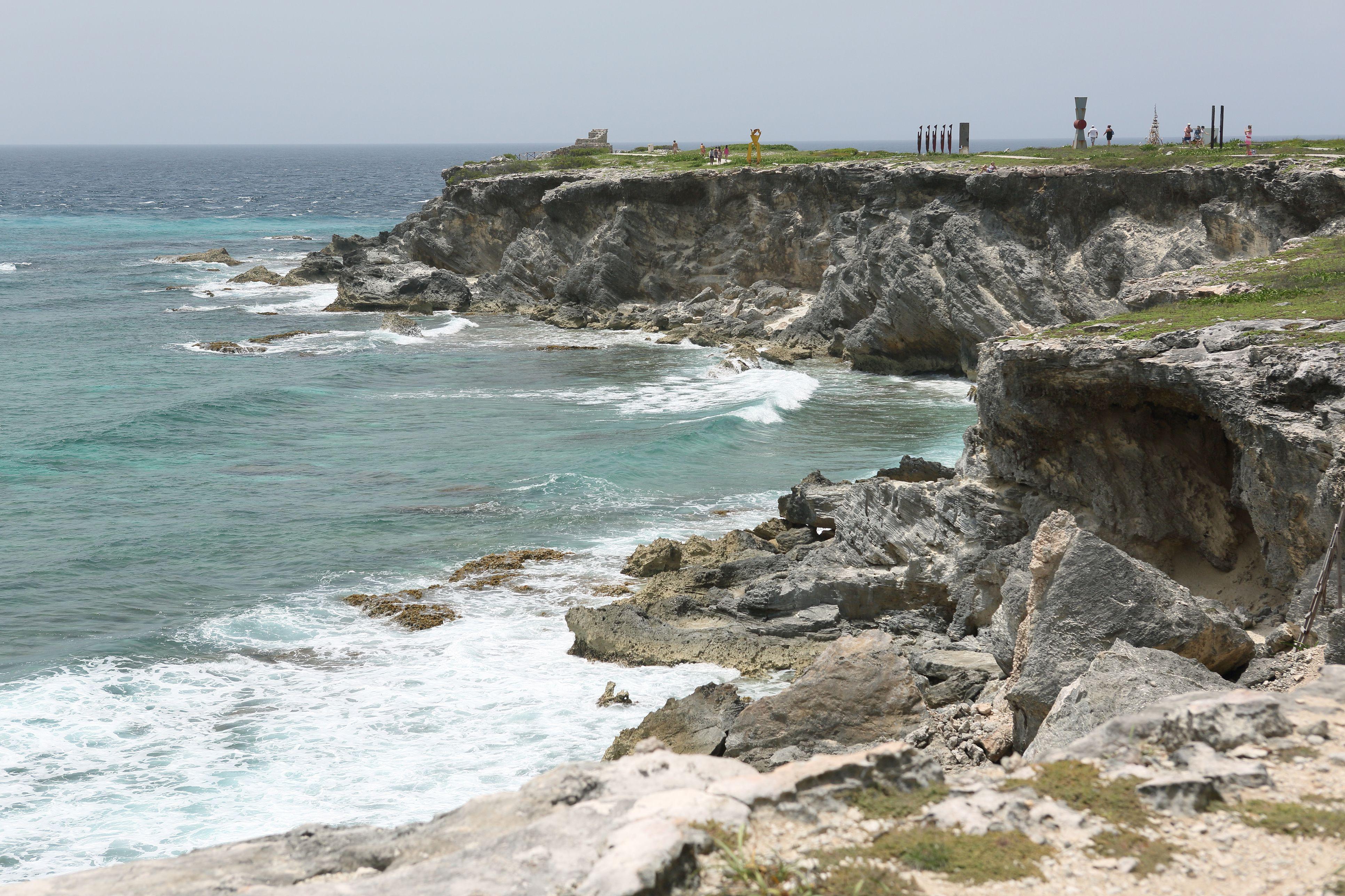 Punta Sur on Isla Mujeres, Quintana Roo