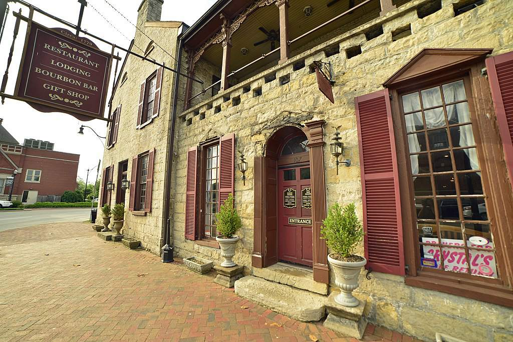 Old Stone Tavern, Bardstown, Kentucky