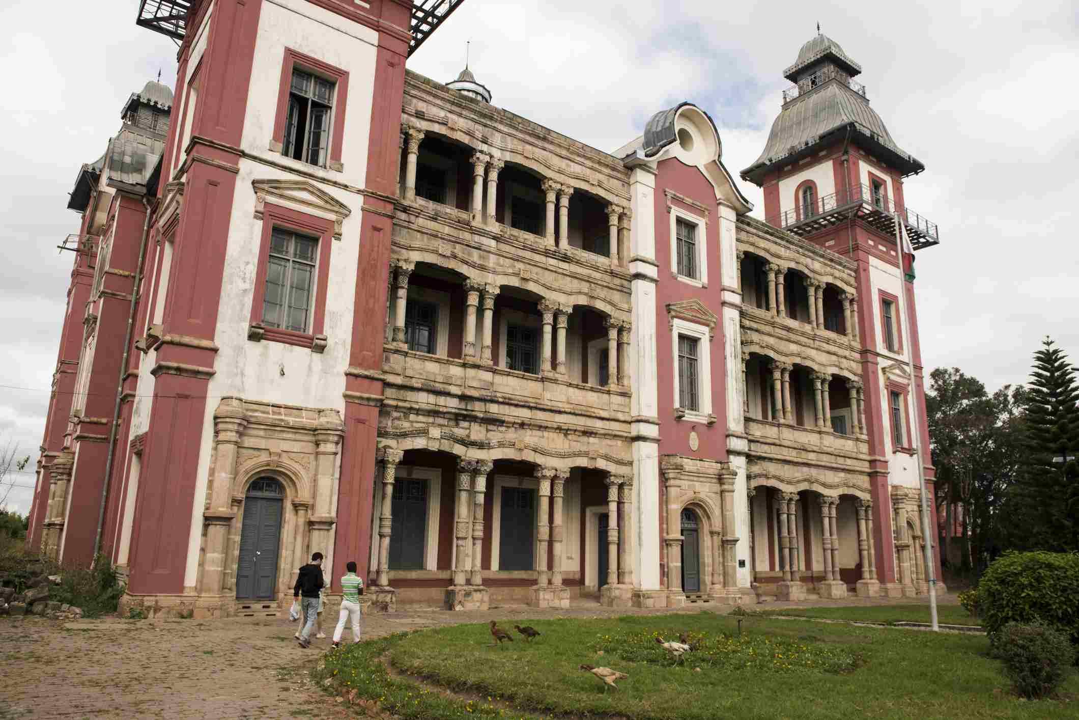 Musée Andafiavaratra, Antananarivo
