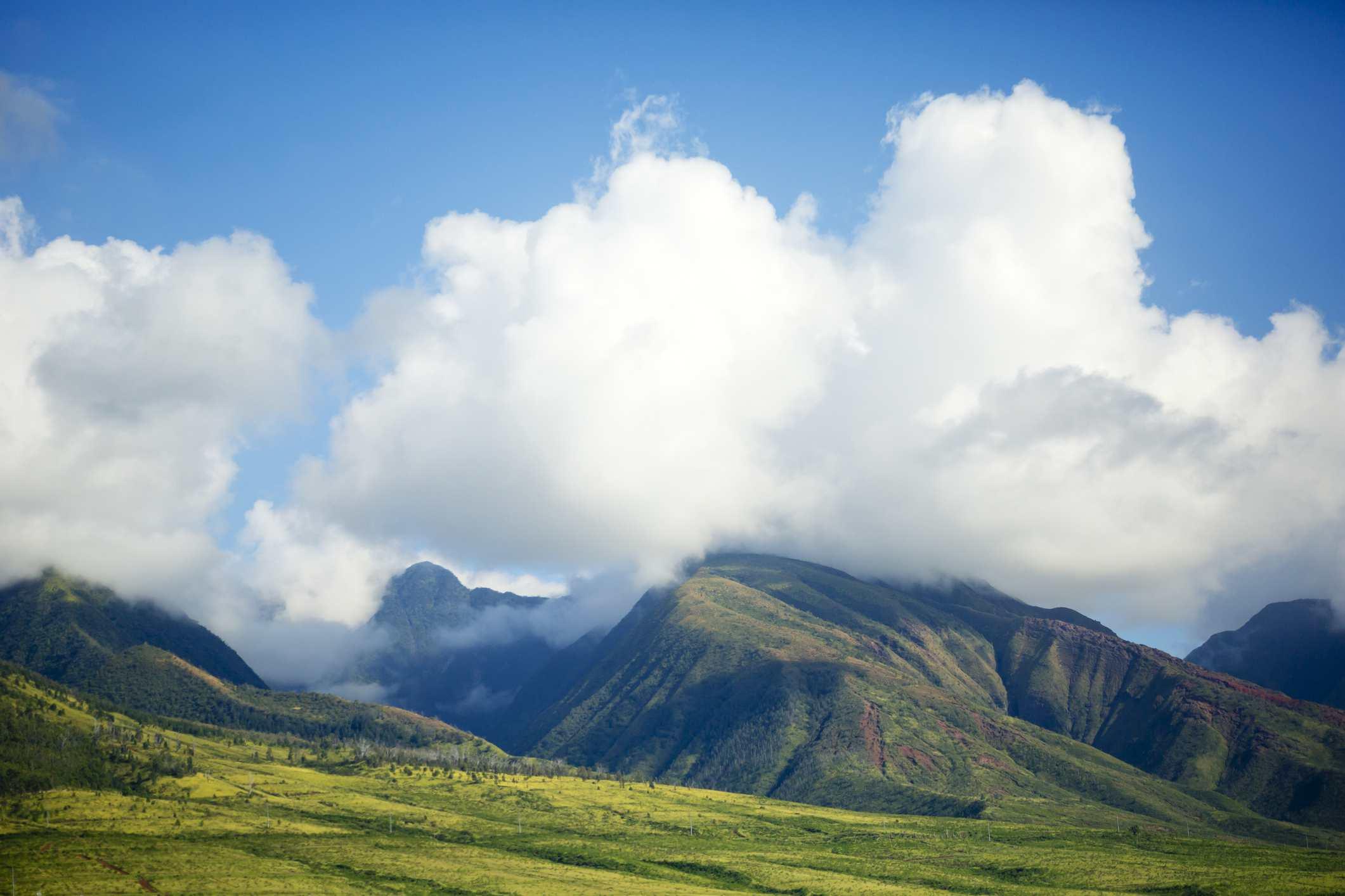 Montañas West Maui