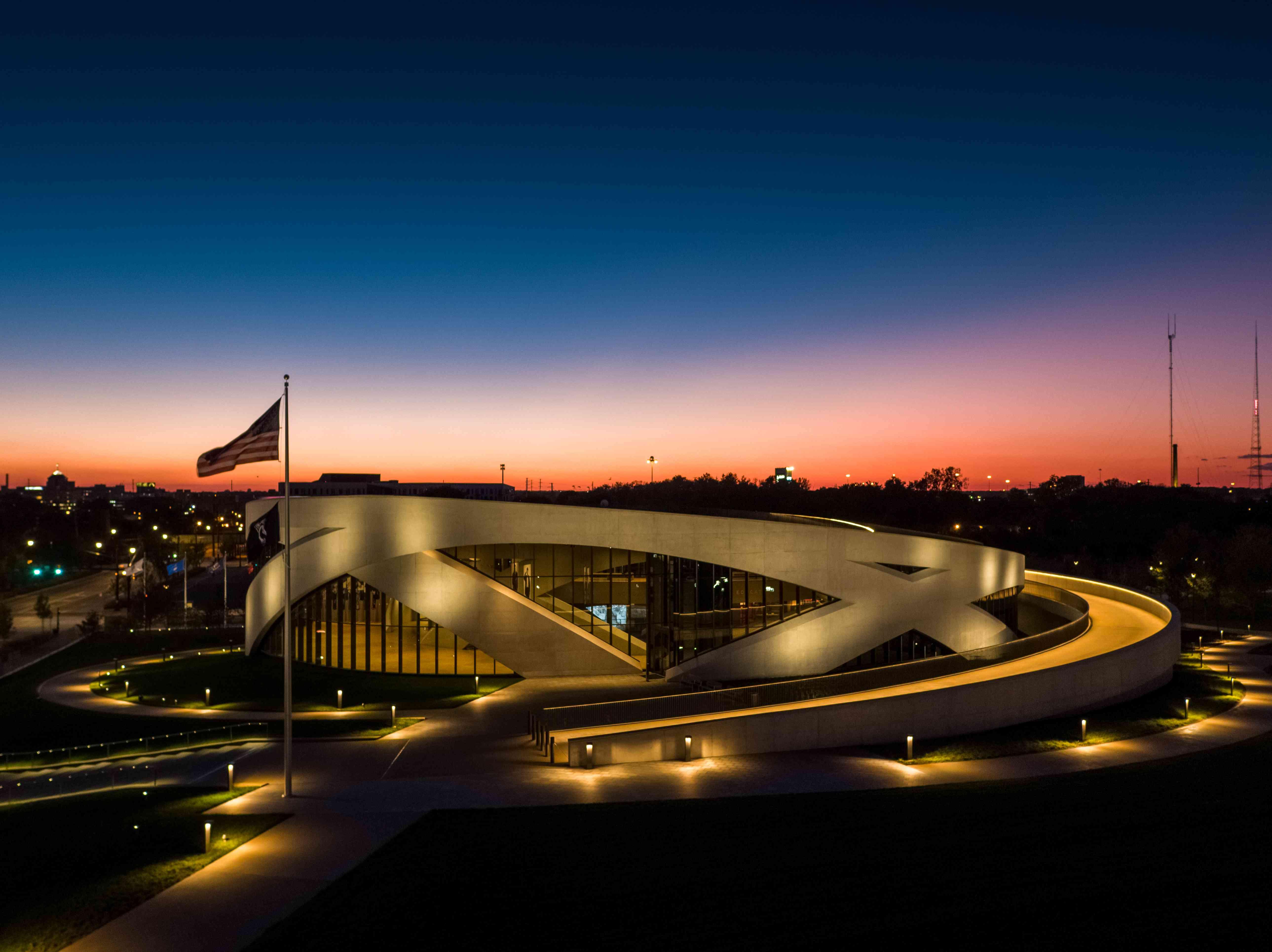 National Veterans Museum and Memorial