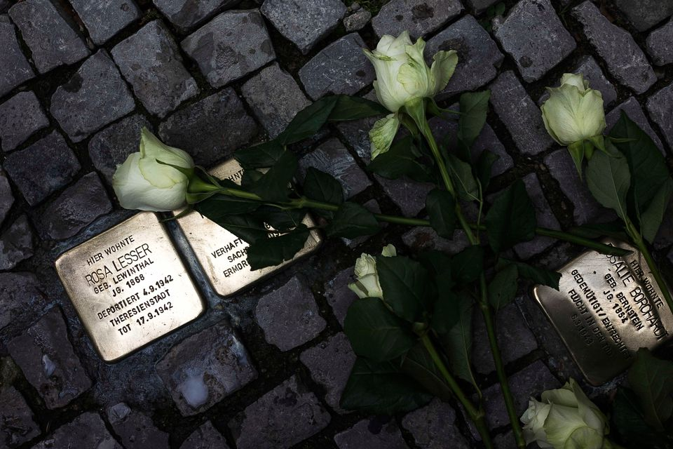 Germany Commemorates Kristallnacht Pogroms 75th Anniversary