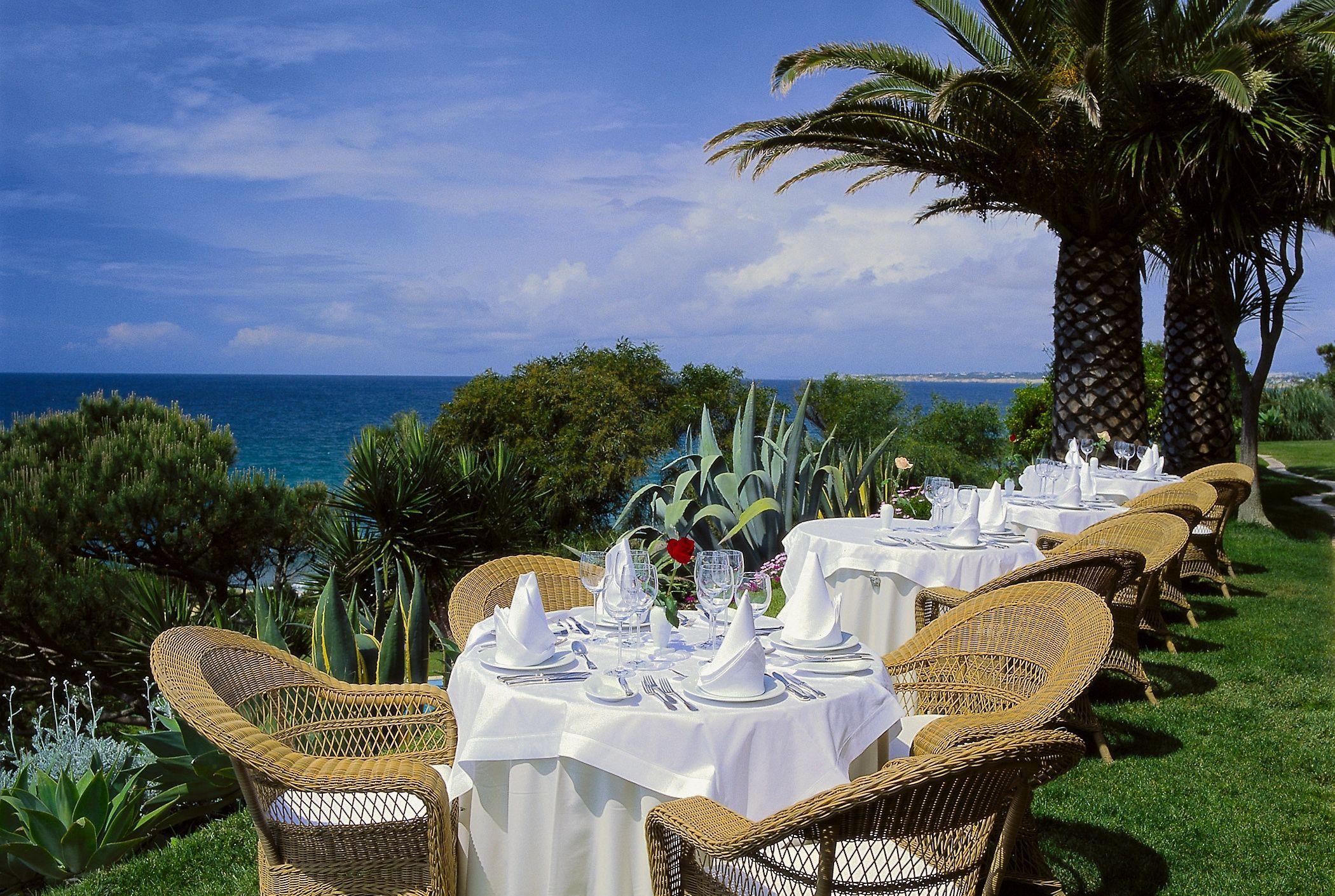 Restaurante Vila Joya, para estrellas Michelin en el Algarve en Portugal
