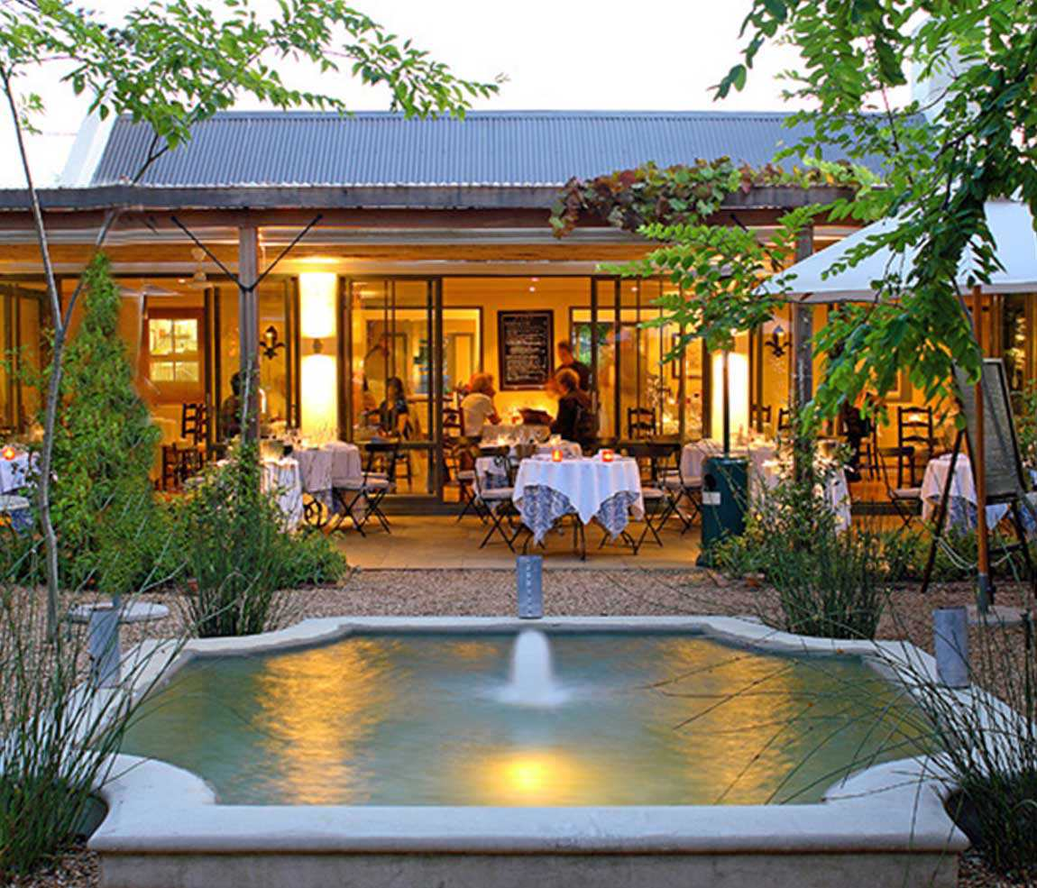 La Colombe, Constantia Uitsig, Cape Town Restaurants