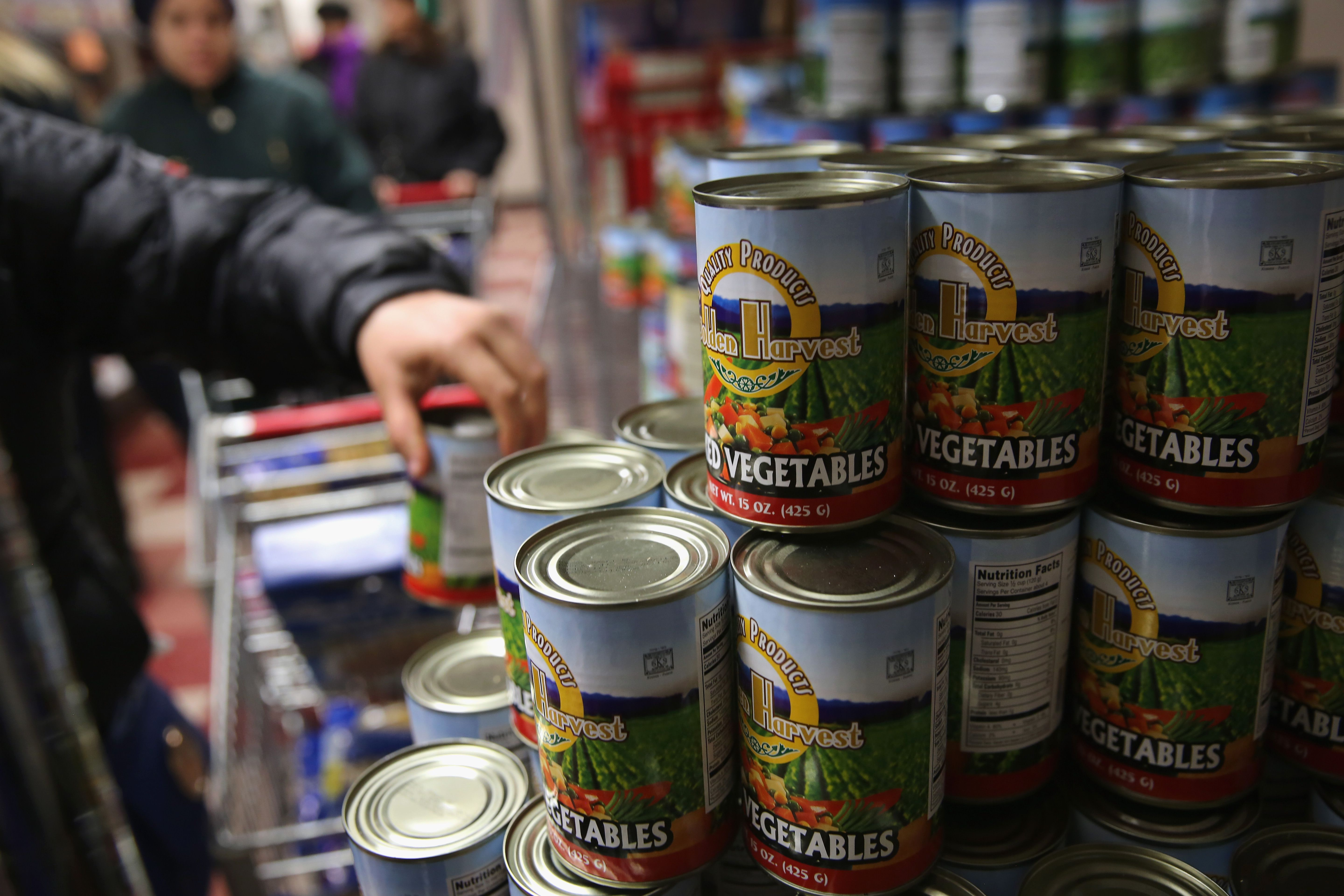 New York City Food Pantry and Soup Kitchen Provides for Harlem Families