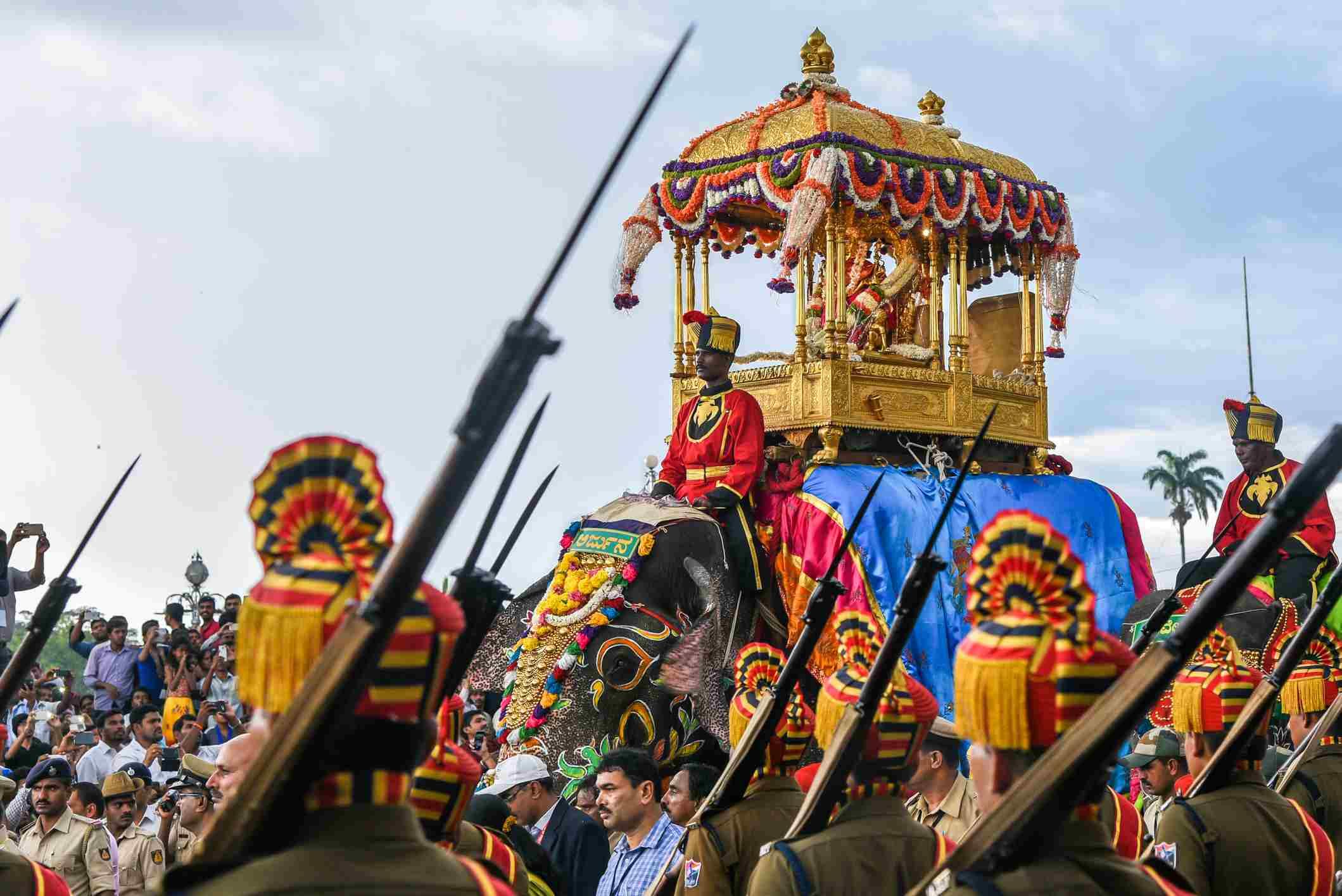 Mysore Dasara.