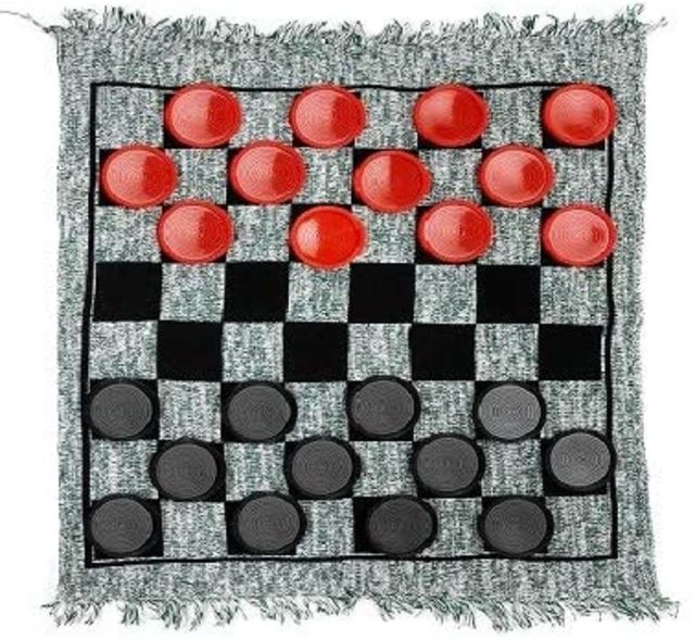 3 in 1 Giant Checkers