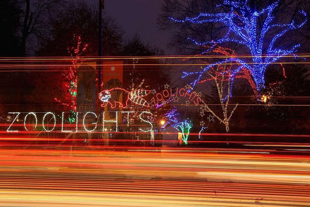 Zoolights in D.C.