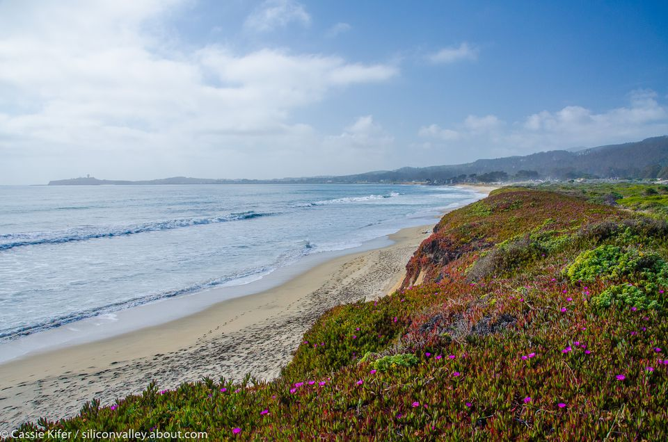 Dunes Beach, Half Moon Bay, California