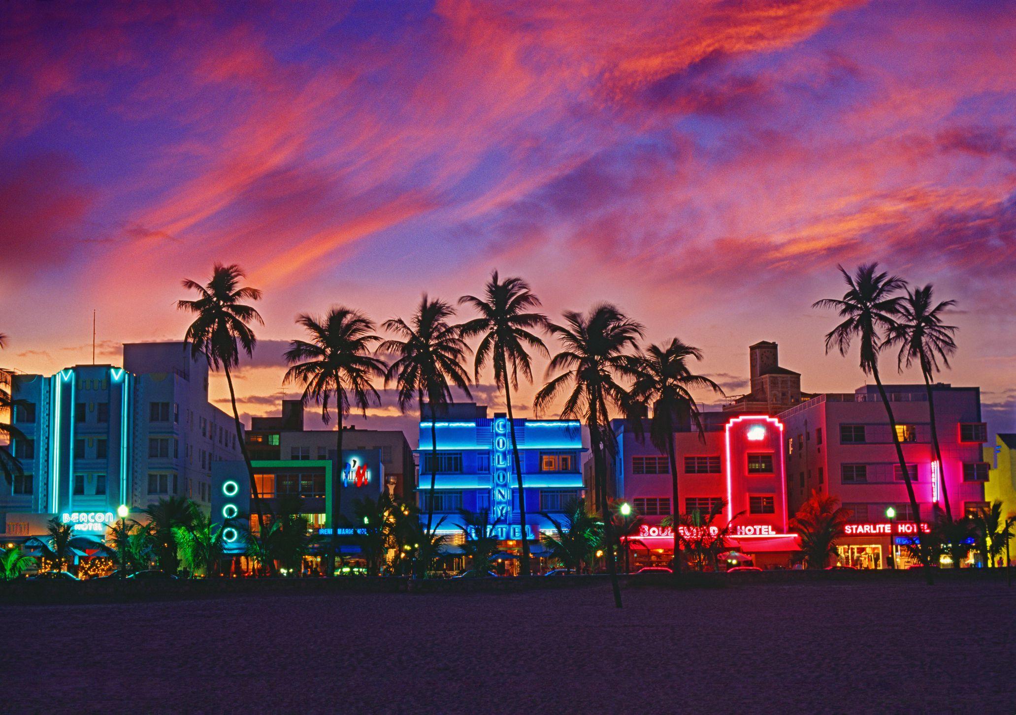 Miami Beach Best Bars Clubs