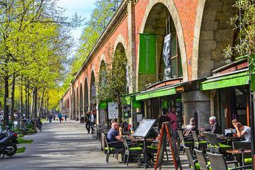 'Viaduc des Arts' in Paris, France