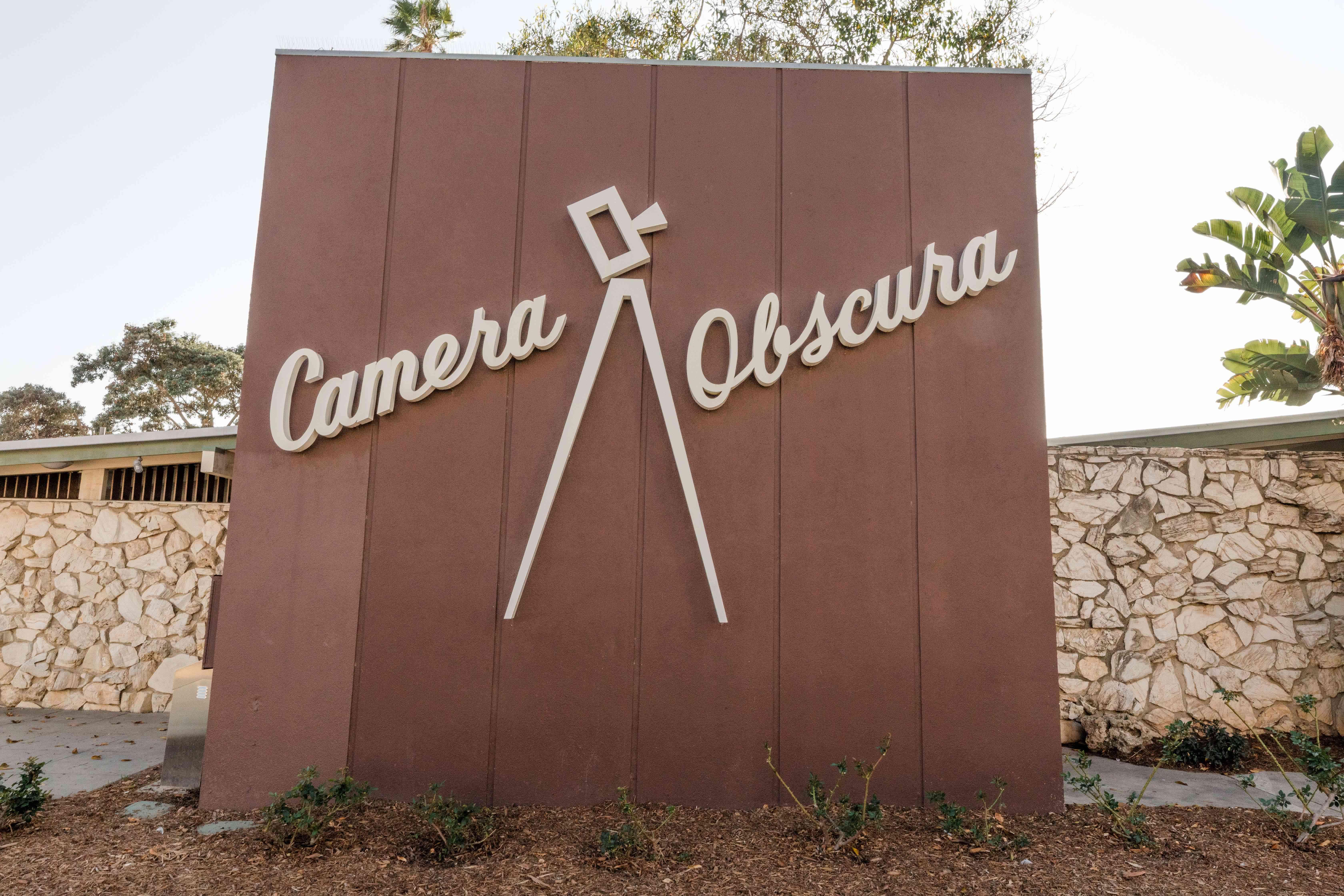 Camera Obscura in Santa Monica