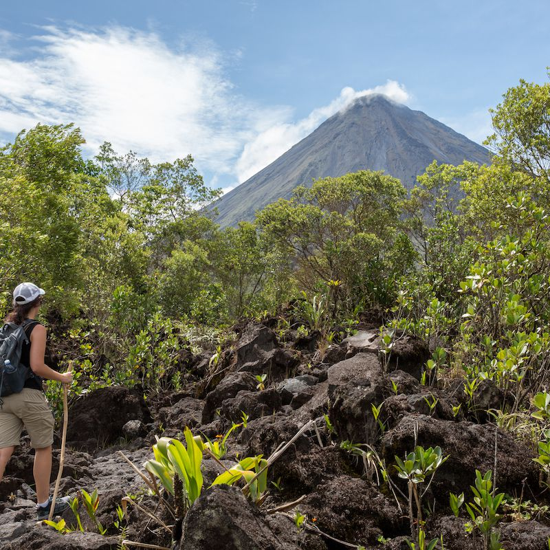 The Very Best Hiking Trails in Costa Rica