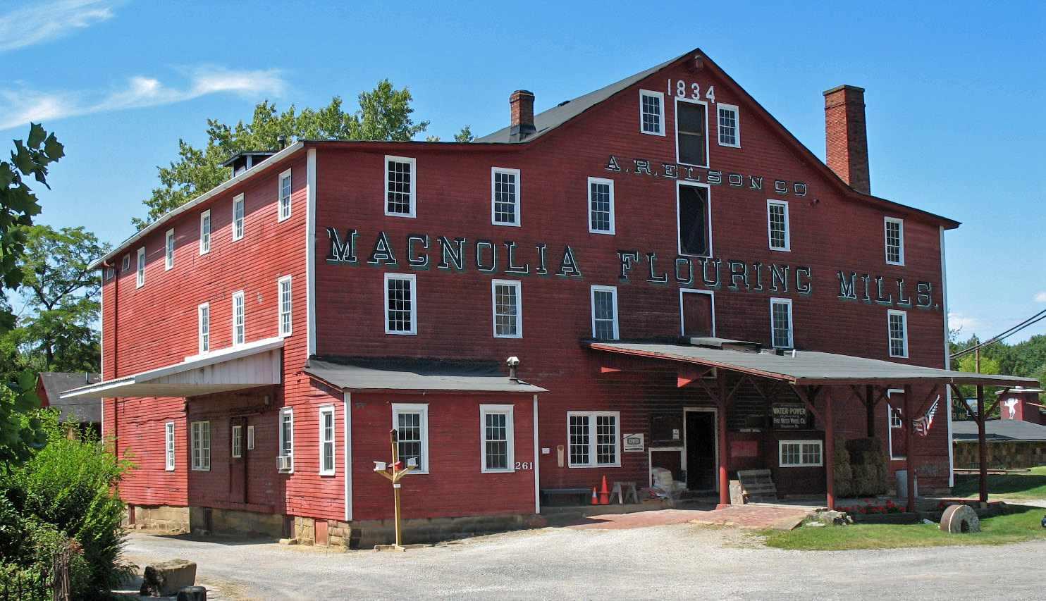 Magnolia Flour Mills