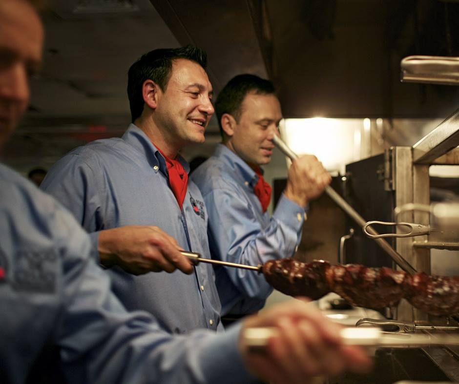 Gaucho chefs at Fogo de Chão