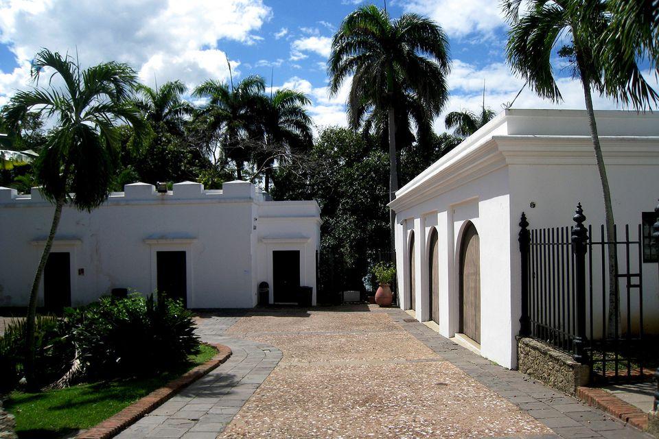 casa blanca puerto rico