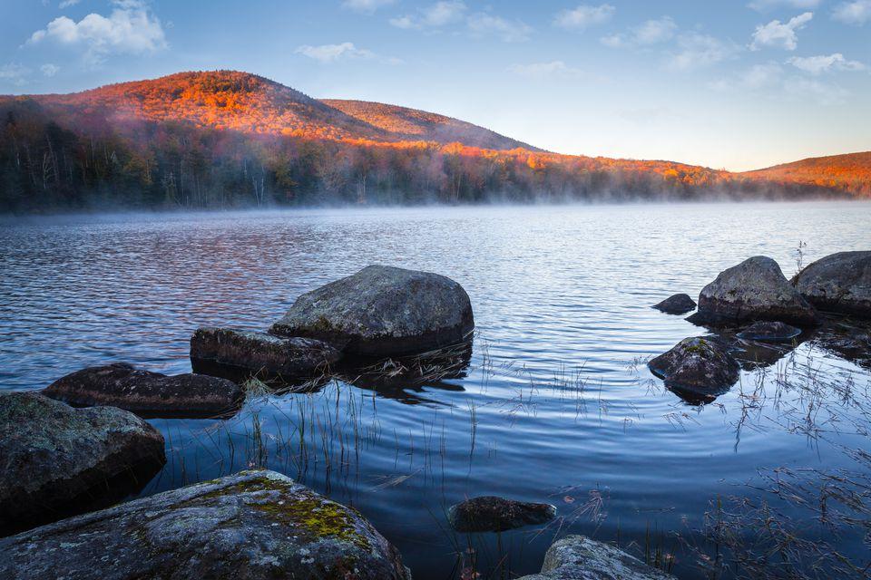 Noyes Pond, Vermont
