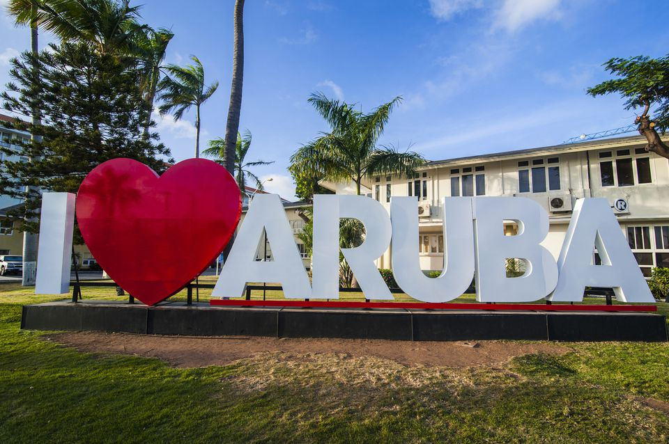 the ohsopopular tourist destination of Aruba is one of the gayfriendliest places to travel in the is