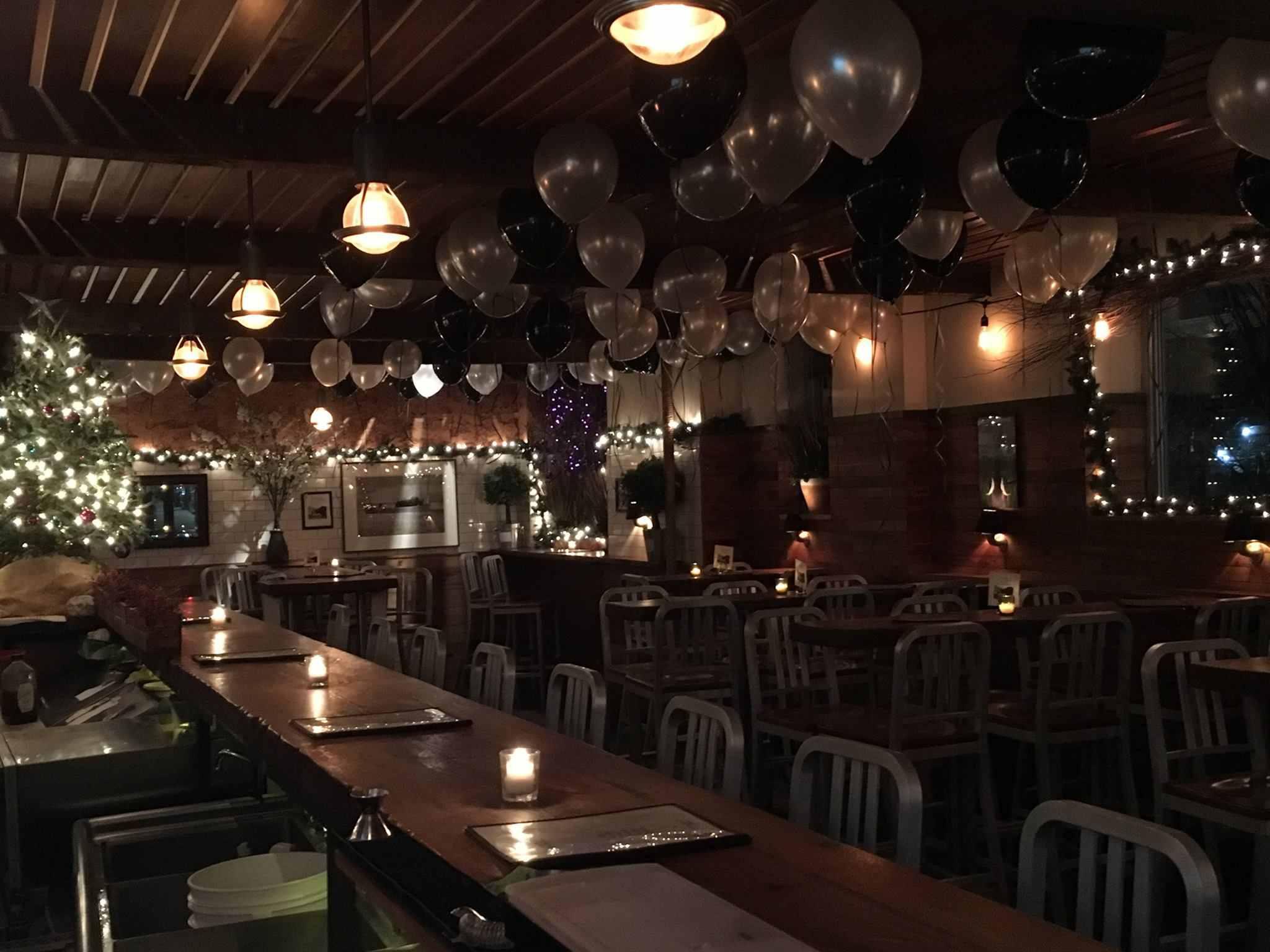 New Year's Eve at Woodhul Wine Bar