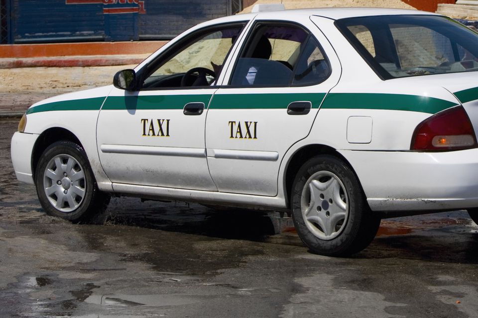 Taxis in Mexico