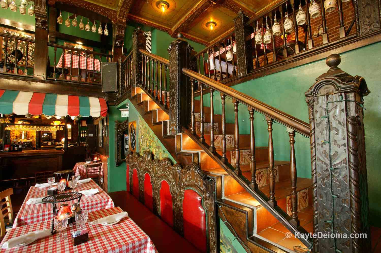 Miceli's Restaurant in Hollywood