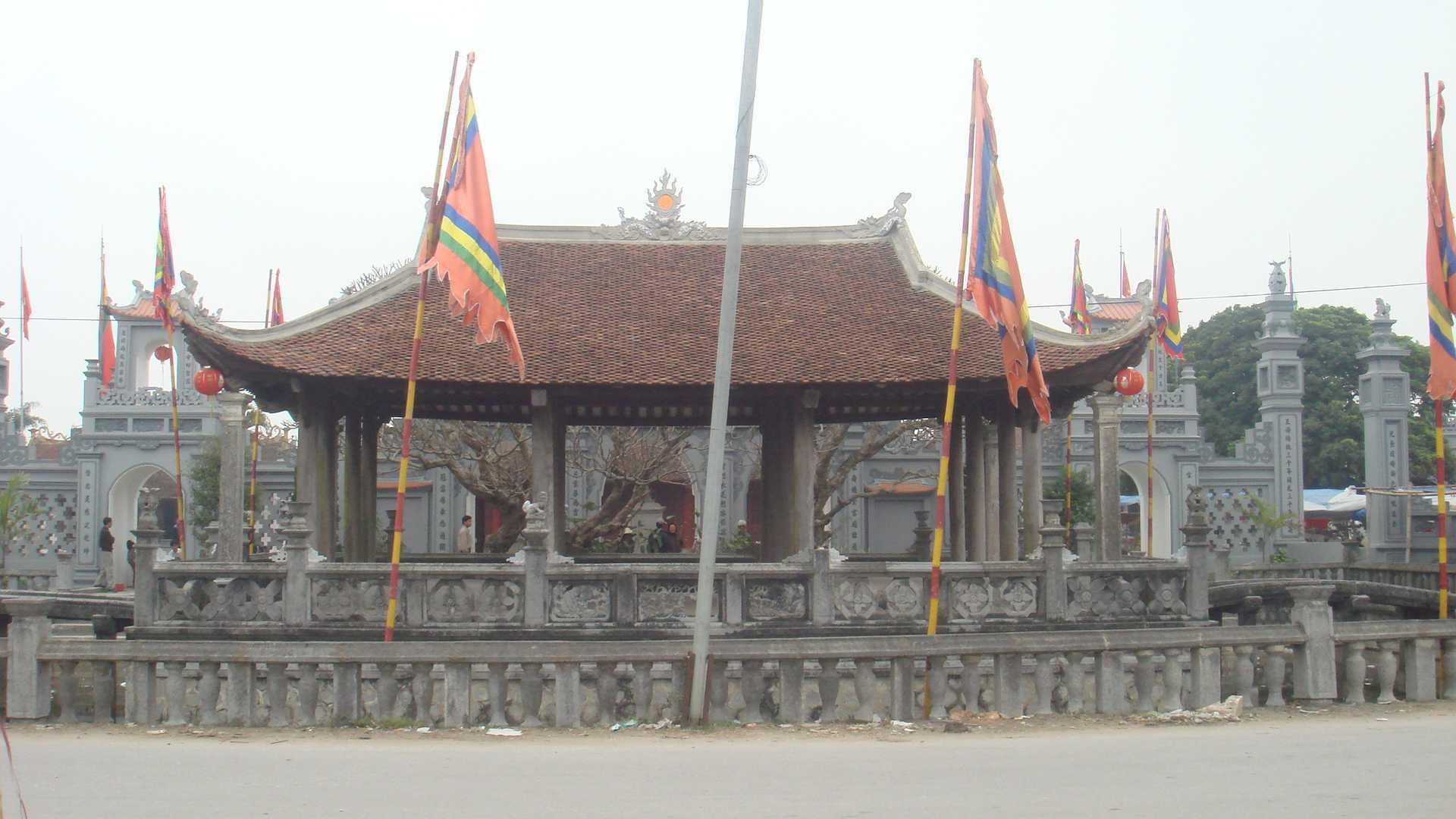 Phu Giay in Vietnam