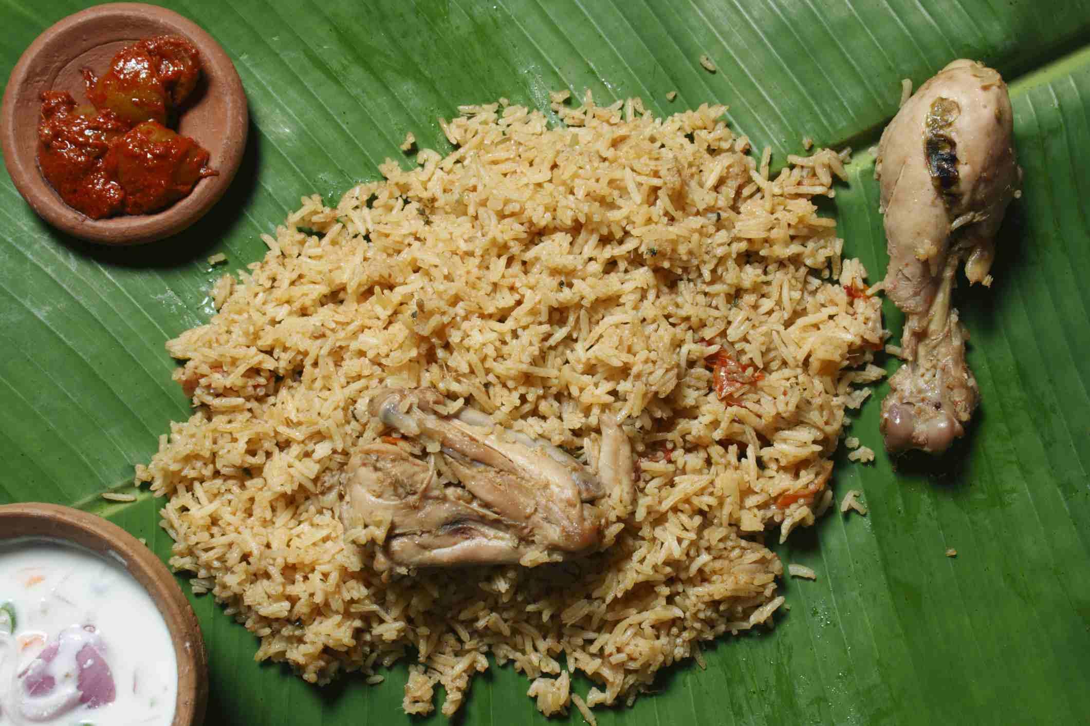 Kerala biryani