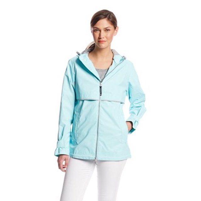 Charles River New Englander Raincoat