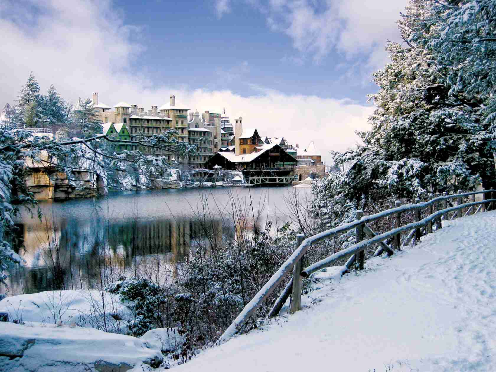 New York Winter Resorts And Vacation Ideas