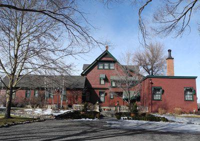 Francis G. Newlands home in Reno, Nevada