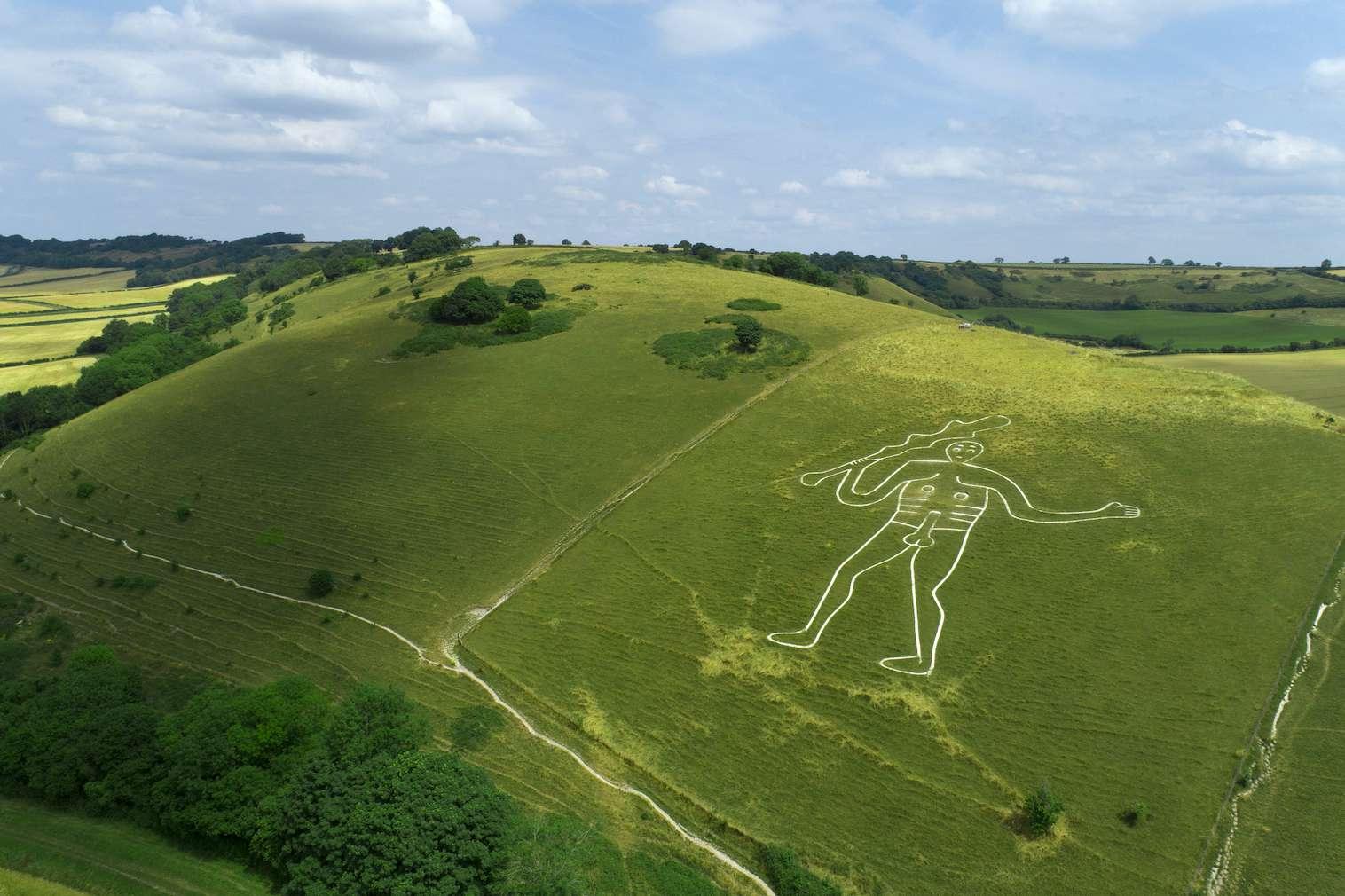 Cerne Abbas Giant, England