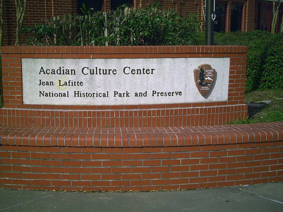 Acadian Culture Center in Eunice