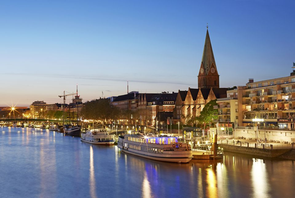 Bremen waterfront