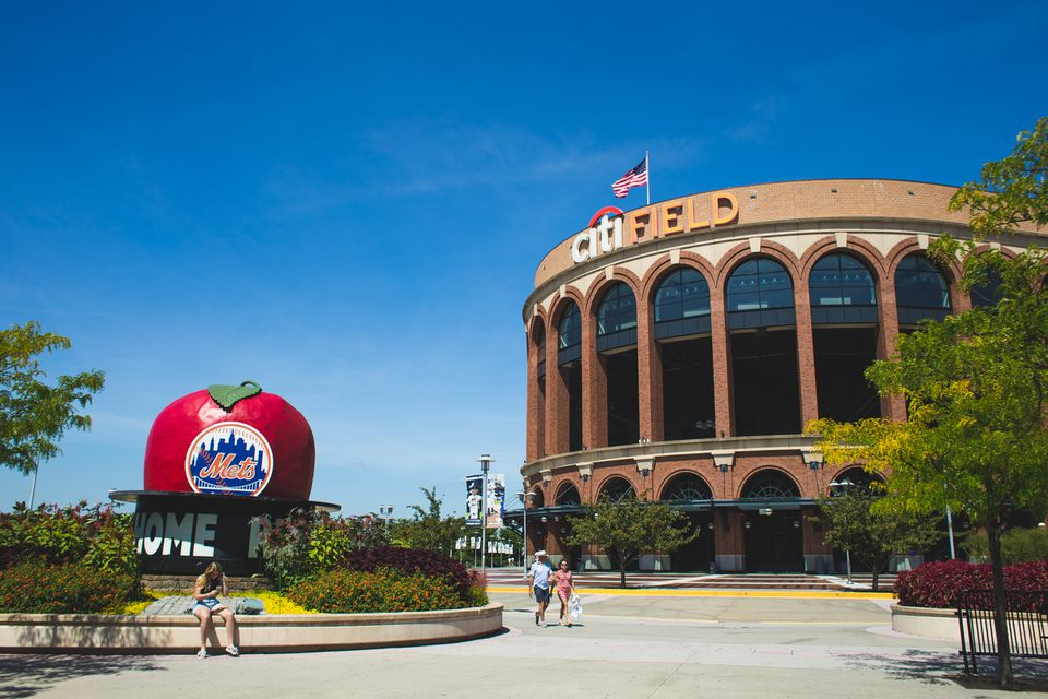 Citi Field Ballpark, NYC, NY