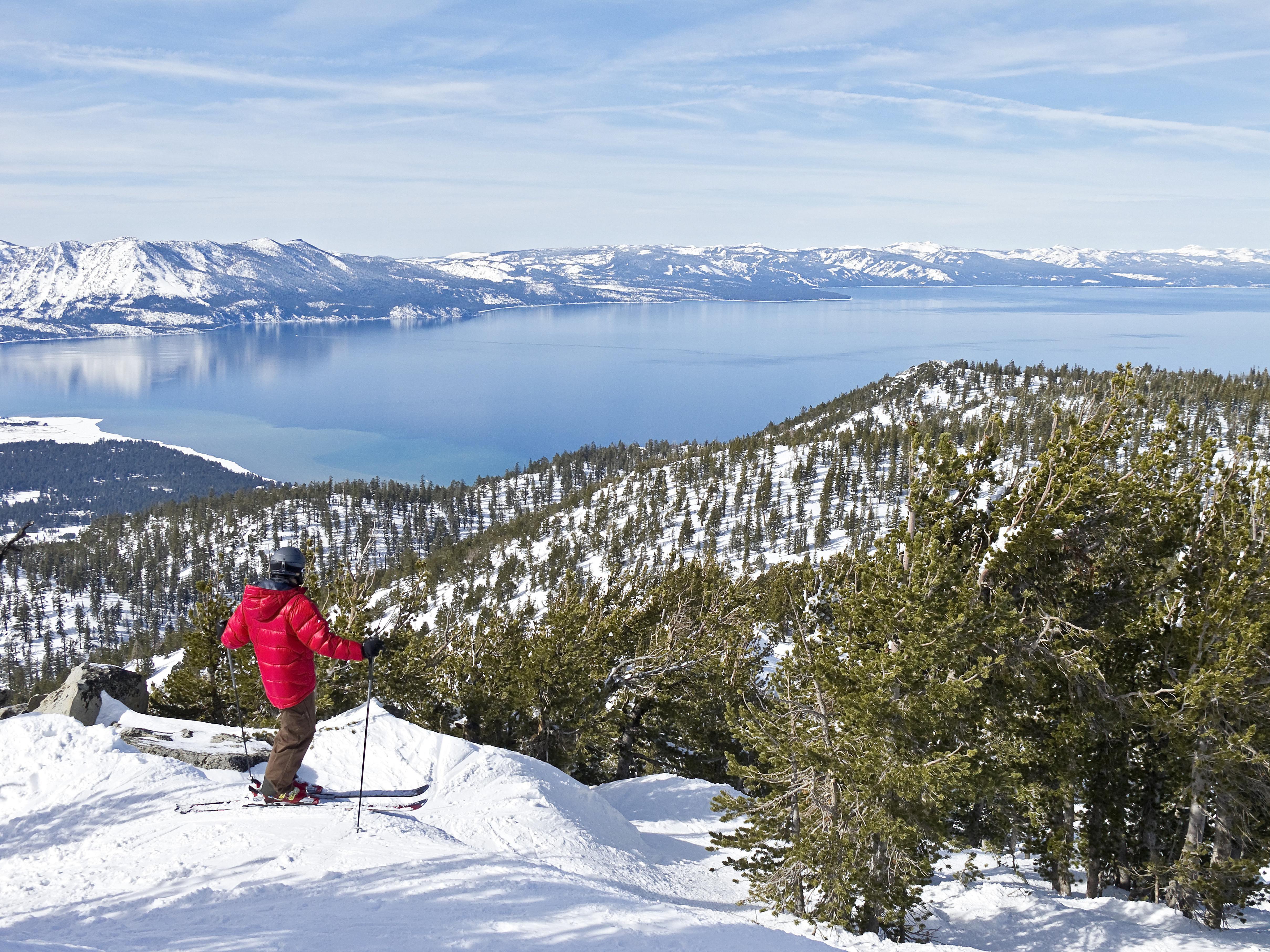 ski resorts in northern california and nevada