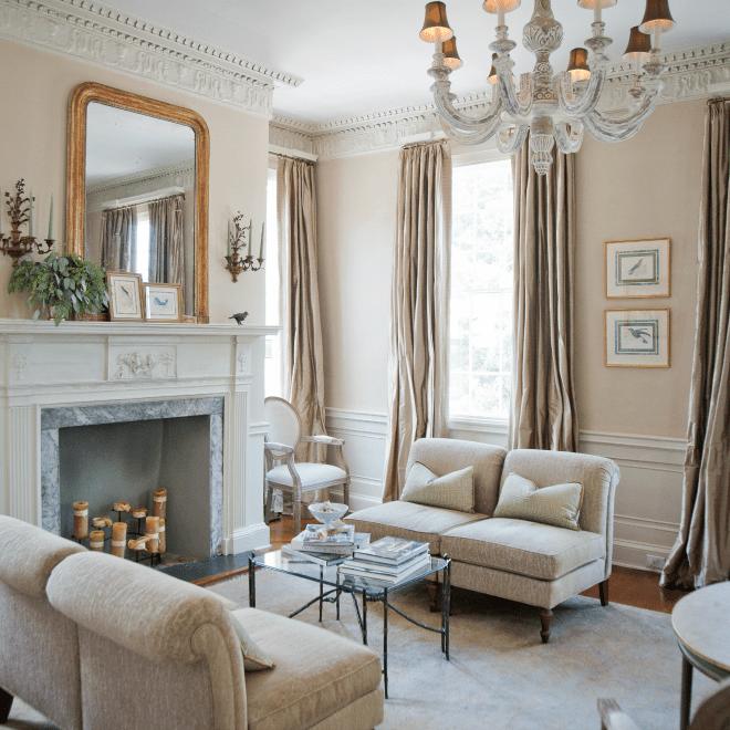 The interior at Zero George Street