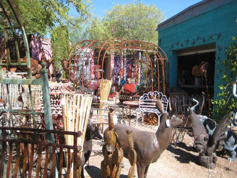 Flea Market in Phoenix