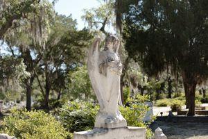 St. Bonaventure Cemetery in Savannah, GA