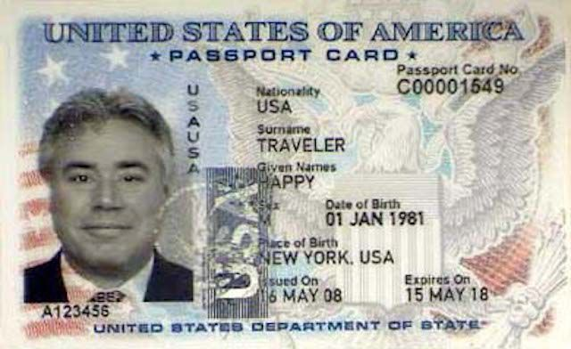 how to get a passport or u s  passport card